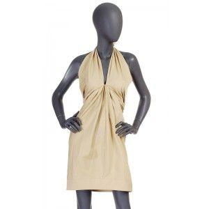 Donna Karan sukienka bez pleców