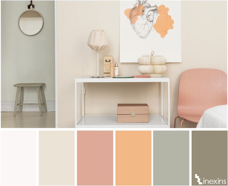 Creando calma en un espacio: 10 paletas de color que te ayudaru00e1n ...