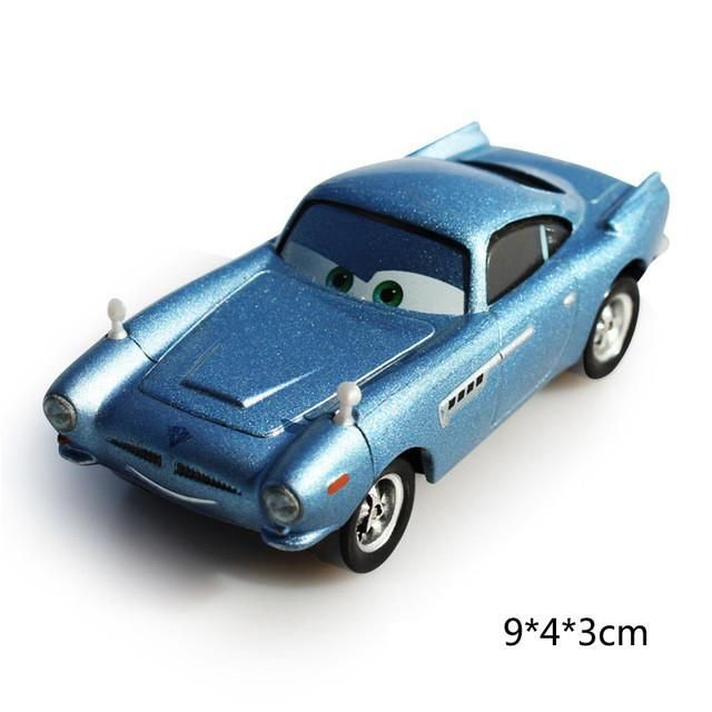 1 24 Alloy Top Vehicle Toys Car Mini Cars Model Cool: Disney Pixar Cars 24 Styles McQueen Mater 1:55 Diecast