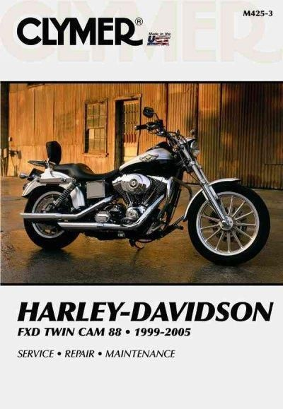 8 best harley images on pinterest manual motorcycle parts and harley davidson fxd twin cam 88 1999 2005 clymer motorcycle repair fandeluxe Gallery