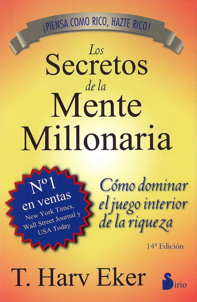 Los secretos de la mente millonaria - Libro