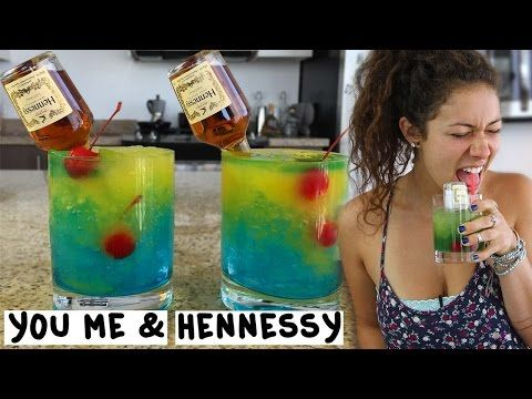You Me & Hennessy - Tipsy Bartender - YouTube