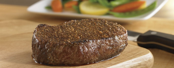 Victoria´s Filet   The most tender and juicy 8oz thick cut filet.
