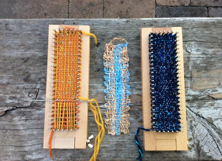 Knitting Loom Set South Africa : Best weaving on small looms images pinterest