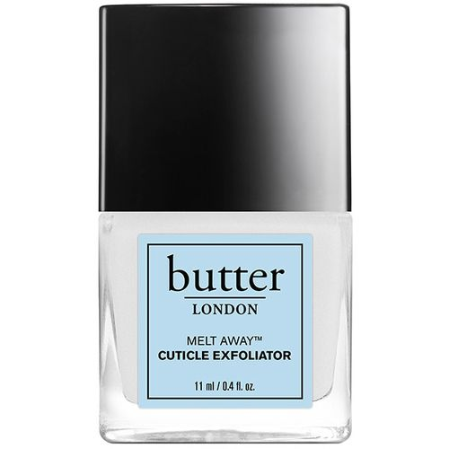 Consistent use of our fast-acting formula results in softer and healthier looking cuticles. Remove overgrown cuticles No clipping required 8 Free: butter LONDON does not add Formaldehyde, Formaldehyde