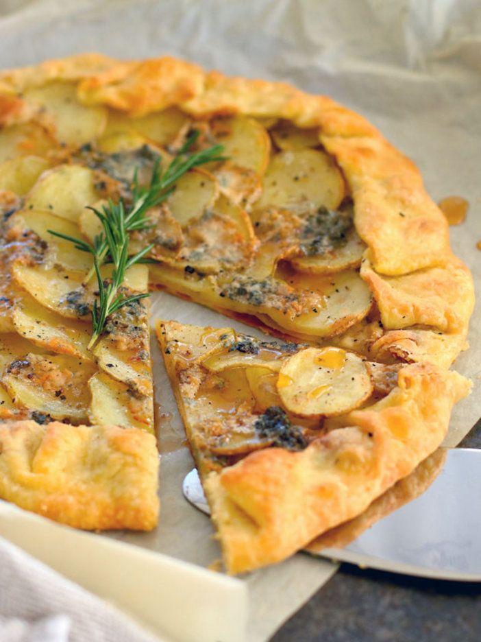 出来立てのアツアツにはちみつをかけたら止まらないおいしさ! はちみつ代わりにバルサミコもおすすめ。  |『ELLE gourmet(エル・グルメ)』はおしゃれで簡単なレシピが満載!