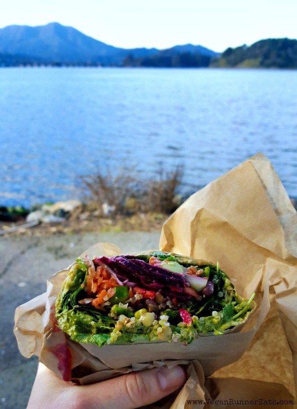 Vegan adventures in San Francisco Bay Area: restaurants, a deli, and a Rancho Gordo bean shop!