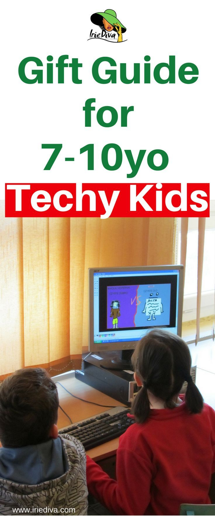 Gift guide for a 7-10 year old techy kids! These gift ideas will endear you to the big kid in your life this holiday season. These are the latest in tech toys like beginner drone, VR headsets and latest generation racing cars the whole family will love!