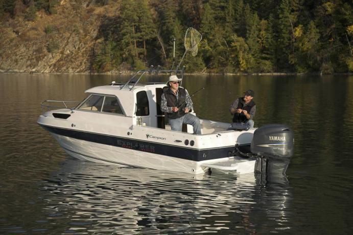New 2012 Campion Boats 622SD BRA Explorer Pilot House Boat - Fish all Day Long!