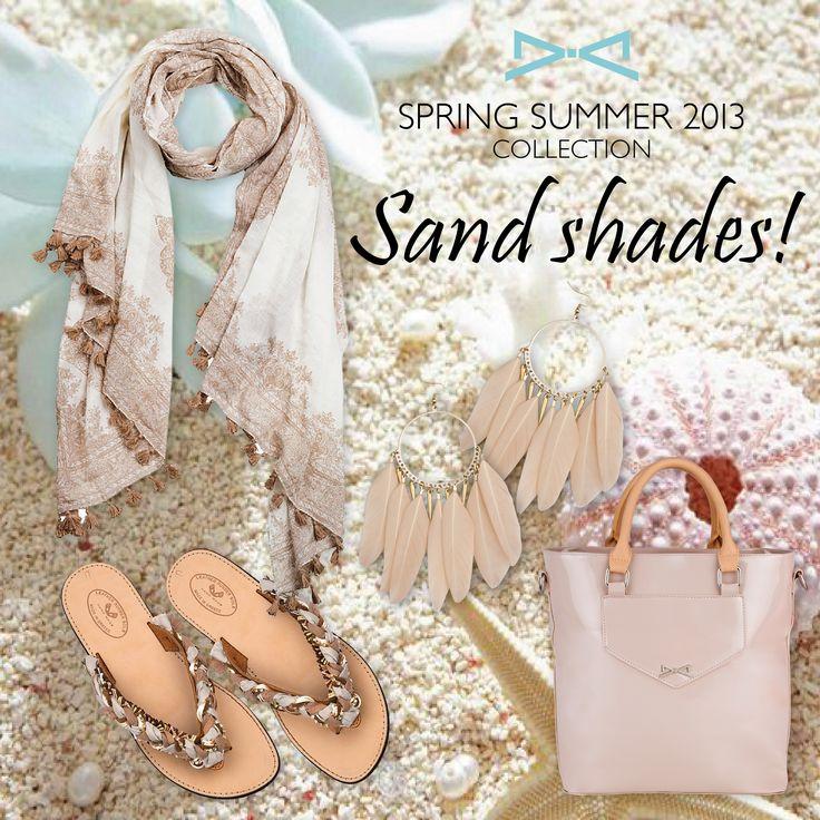 SAND SHADES