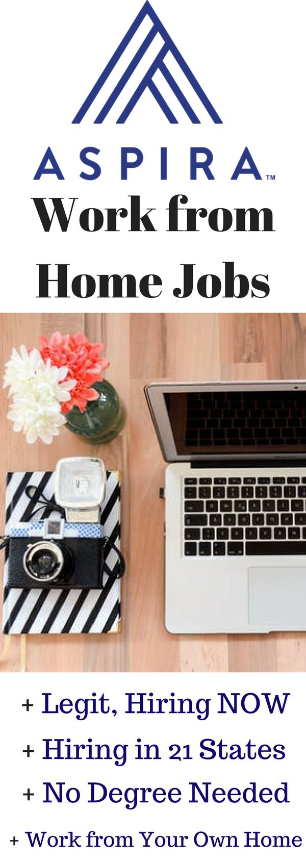 Work from Home Jobs. Work at Home Jobs. Side Hustle Ideas. Apply for Aspira Work from Home Jobs NOW. They are Hiring in 21 States NOW. No Degree or Experience is required. Work from Your Own Home and Get Paid. Get these Legitimate Work from Home Jobs by Aspira. #workfromhomejobs #workfromhome #workathomejobs #workathome #sidehustle #sidehustleideas #love #recipe #diy