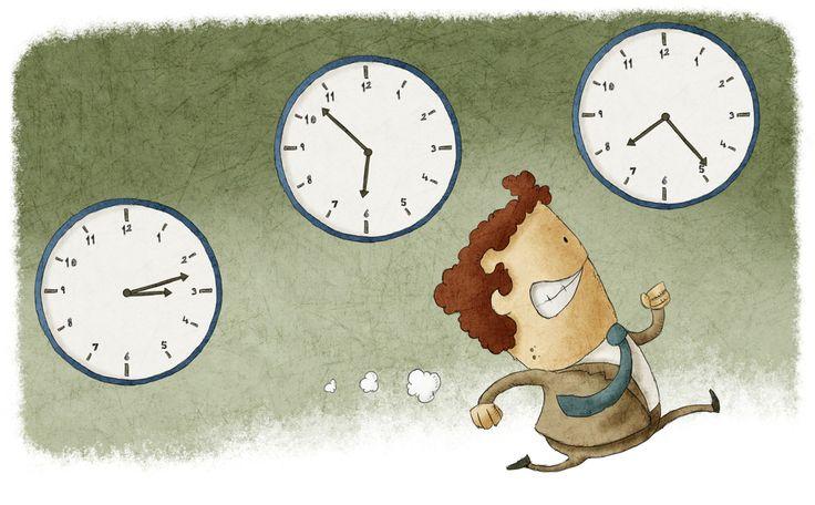 Le nostre vite sempre di fretta: ma ne vale davvero la pena? Quanto spreco…