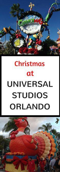 Christmas at Universal Studios Orlando   Christmas at Universal Studios Florida   The Grinch   Grinchmas