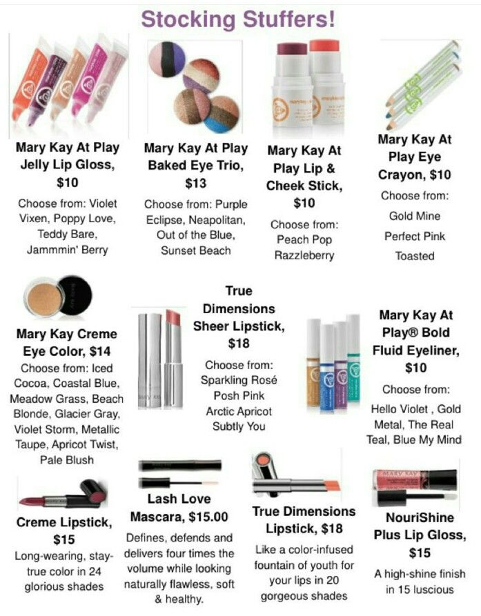 Christmas stressing you out...no worries, Mary Kay has got you covered! www.marykay.com/afranks830 or www.facebook.com/afranks830 or email me at afranks830@marykay.com