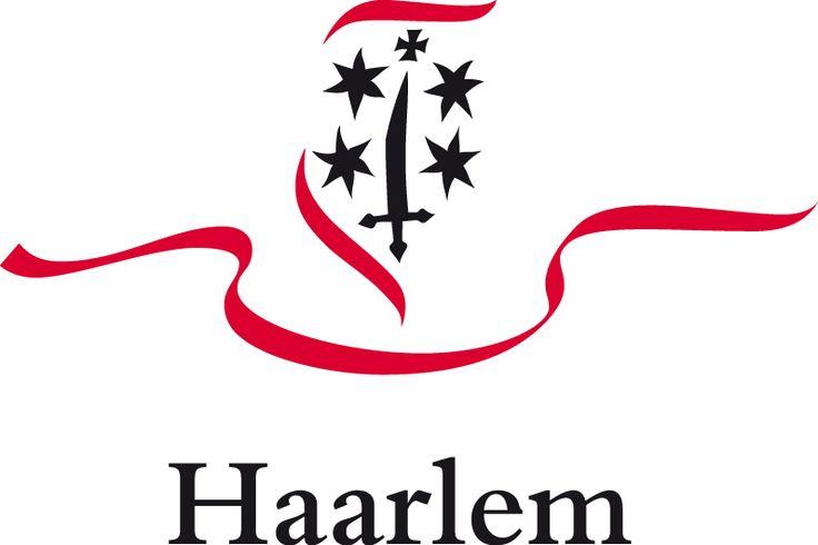 Dit is het officiële logo van de Gemeente Haarlem.
