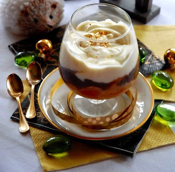 christmas Trifle dessert recipe @Lynn