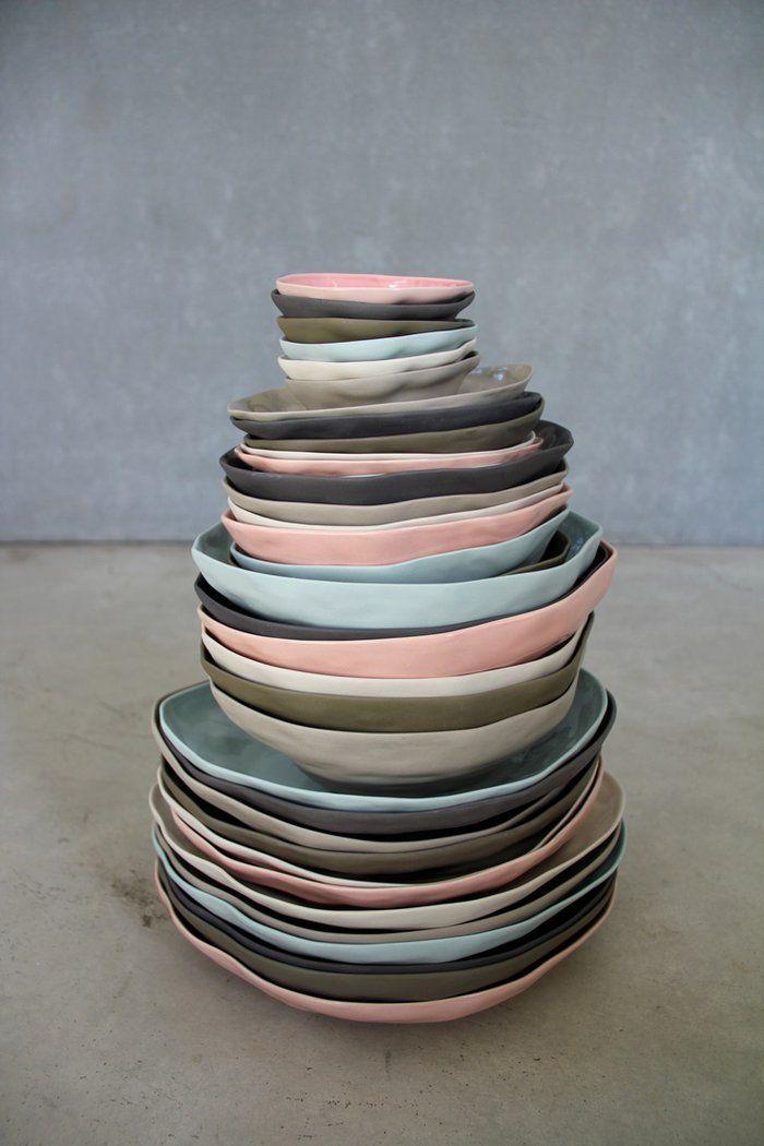 Beautiful plates. Beautiful shades. Loved by SkandiHus.