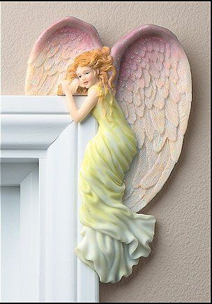 "Creative Irish Gifts  ""Angel In Your Corner"" - Right Color"