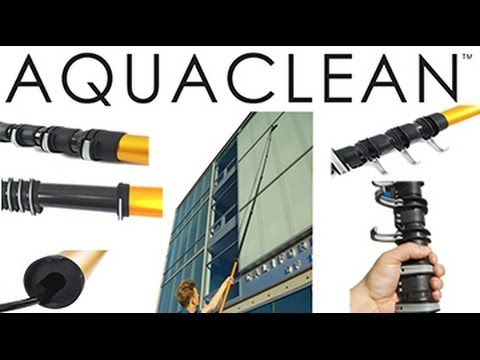 """Ever wonder how Ettore designs, tests and launches new products for the window cleaning industry?  Check out our video, """"Behind the Blade,"""" which features the Aquaclean Water Fed Pole. #innovation #howitsmade #aquaclean #waterfedpole #windowcleaning #ettore"""