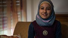 Nouras Journey as a Refugee boat person from Syria to Germany