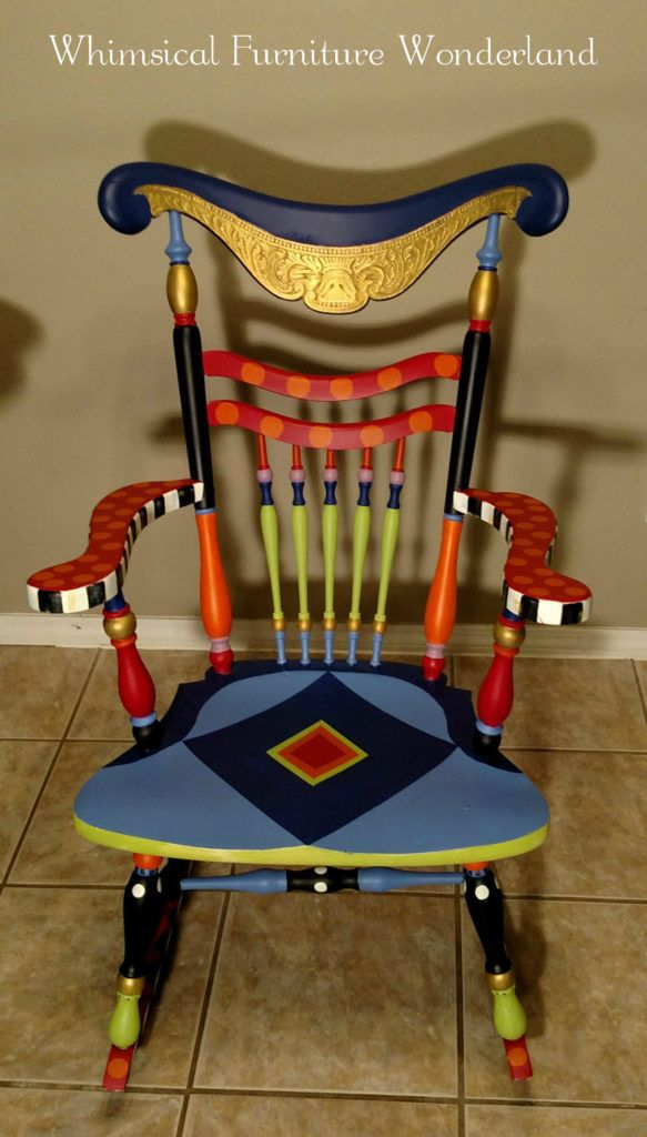 Best 25+ Hand painted chairs ideas on Pinterest | Painted ...
