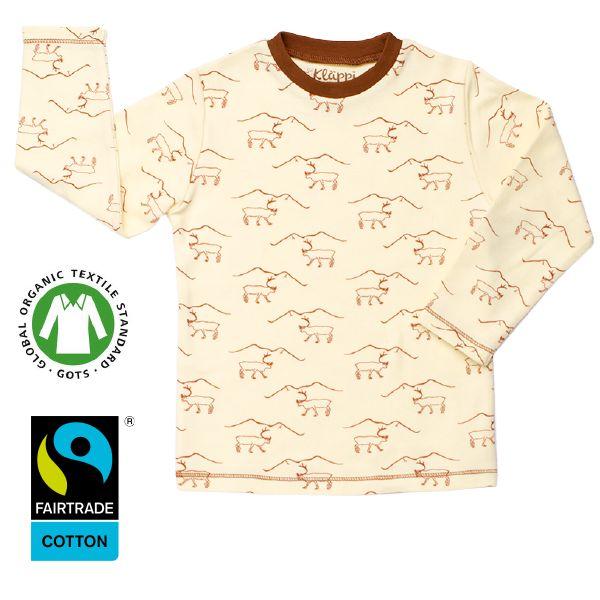 www.klappi.se #Ekologiskabarnkläder från #Lappland #norrland. #eko #ekoreko #ekologisk #svenskdesign #ekokläder #giftfritt #kläppi #klappi.se Product: #tröja #sweatshirt #yellow #gul #Lapland #reindeer #ren. #eco #oekotex100 #lovefromlapland #swedishlapland #fairtrade #organiccotton #organic #scandinavian #schwedischen #organickidswear #kidsfashion #sustainablefashion #sustainable #gots #swedish #swedishdesign #swedishbrand