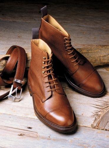 The Coniston Boot in Tan