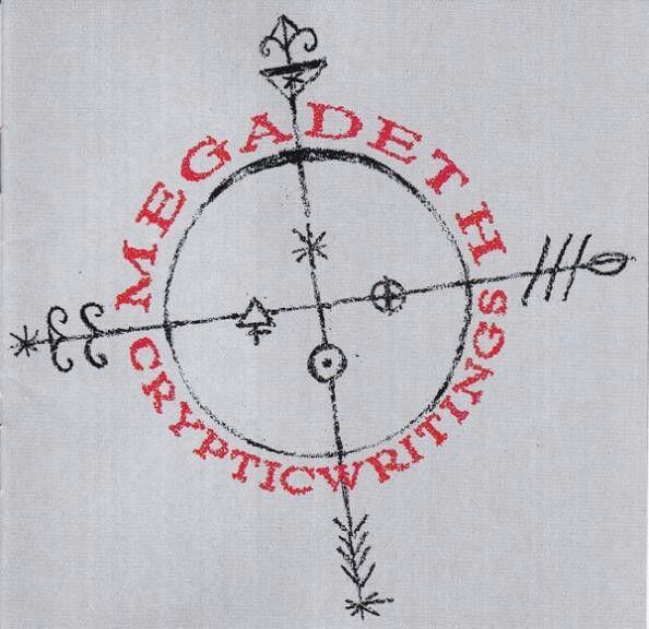 Megadeth - Cryptic Writings