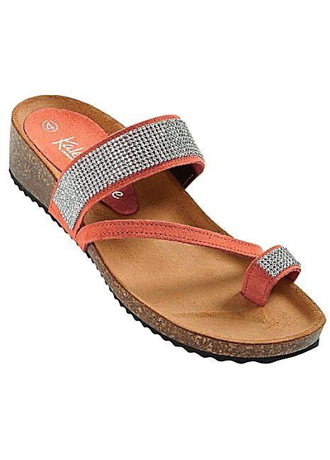 Diamante Embellished Sandals  #Kaleidoscope #holiday #jetsetting