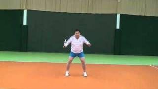 Coach Lee badminton coaching - YouTube