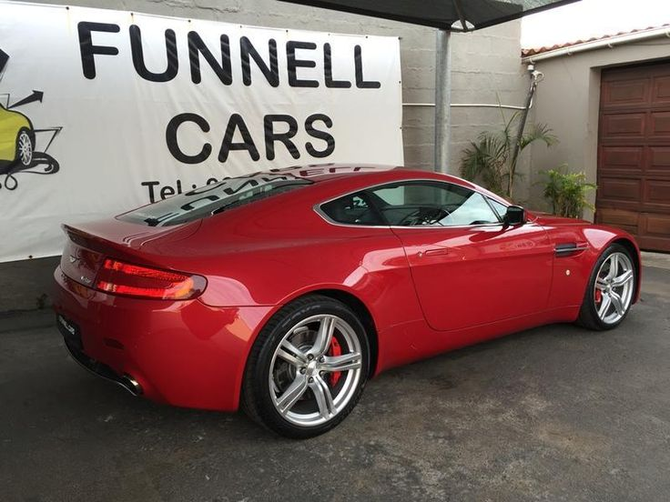 2009 Aston Martin Vantage V8 Vantage Auto For Sale