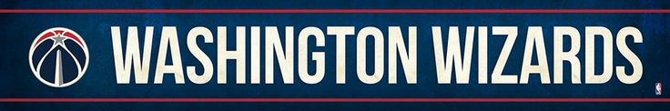 Washington Wizards Street Banner $19.99