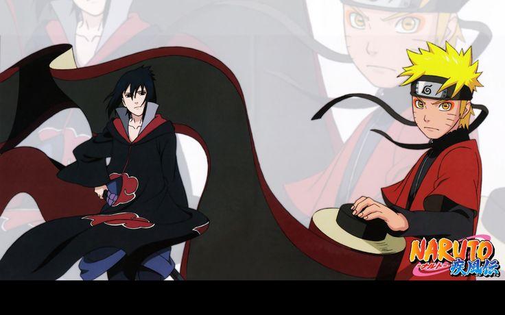Battle Naruto Vs Sasuke Wallpaper