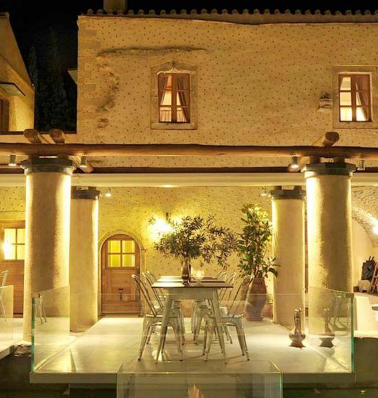 Kinsterna Hotel & Spa, Monemvasia, Greece