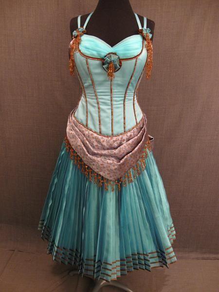Vintage Saloon Girl Dresses | osfcostumerentals.org