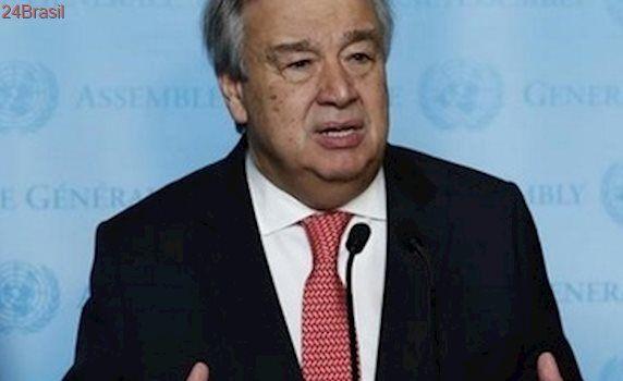 Após depreciar a ONU, Trump conversa com novo secretário-geral do organismo