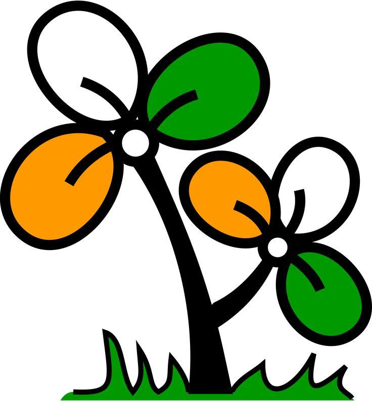 File:All India Trinamool Congress logo.svg - Wikimedia Commons