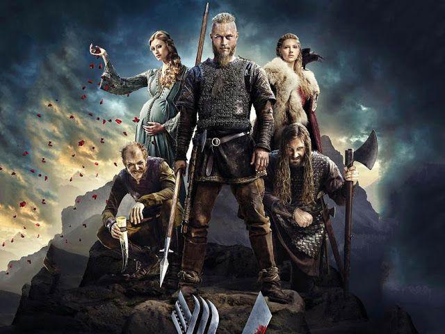 Vikings Serie Completa Latino Mega Descargas Vikingos Temporadas Series