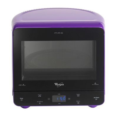 Whirlpool Max35 Prl Purple 13 Litre Microwave At Debenhams