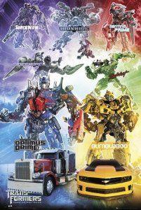 Transformers 3 Maxi Poster 61x91.5cm: Amazon.co.uk: Kitchen & Home
