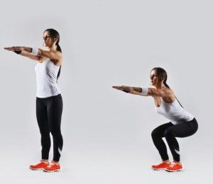 "But what about the gluteus medius? Here's how to tone that ""side"" butt for a stronger run."