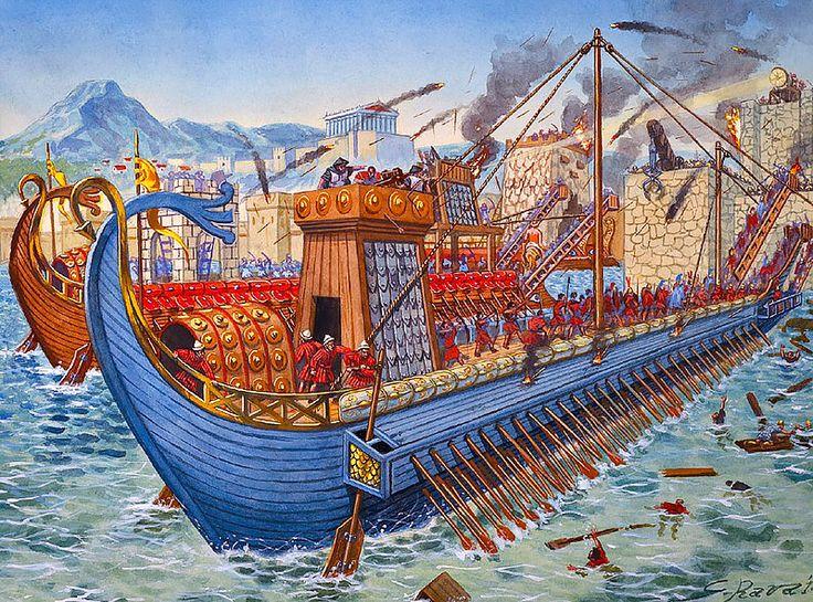 syracuse roman ship - photo#10