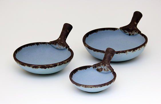 Magda Bethani Pan Shaped Bowls