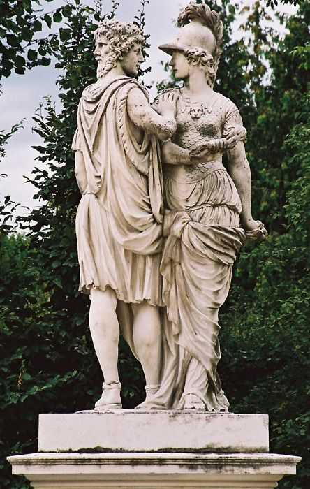 Janus and Bellona - Roman mythology - Janus was the god of ...
