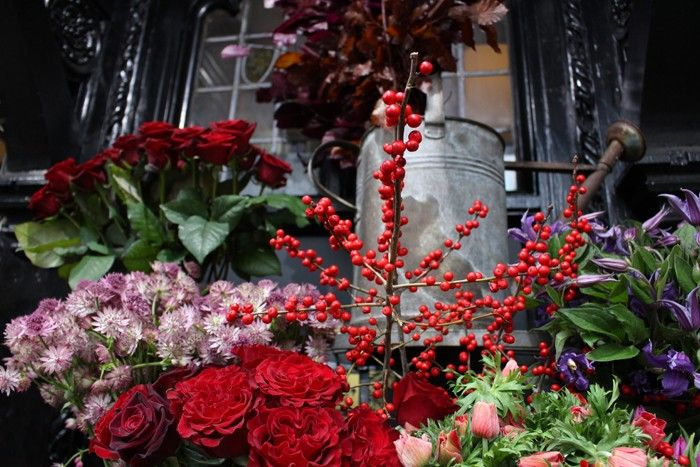 florist at Liberty of London, Gardenista