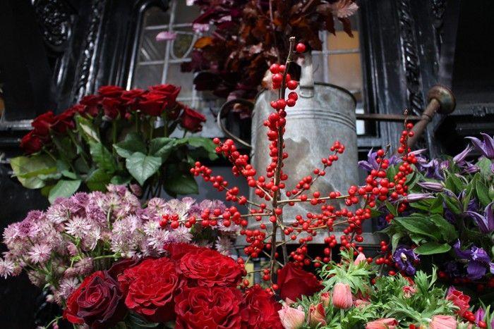 florist at Liberty of London, Gardenista