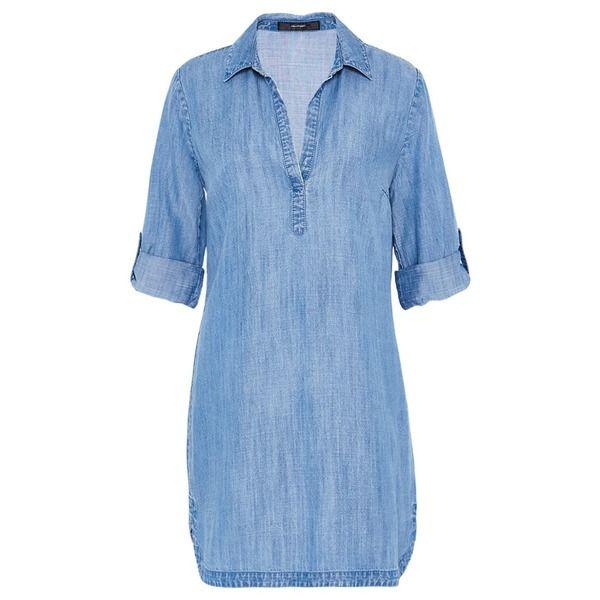 HALLHUBER Jeanskleid jeansblue