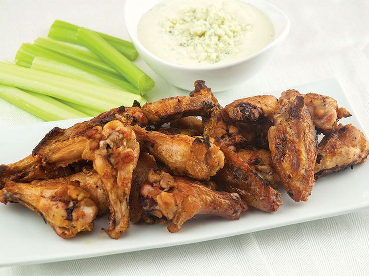 Sea Salt & Vinegar Chicken Wings. A chicken wing recipe inspired by a popular potato chip flavor.