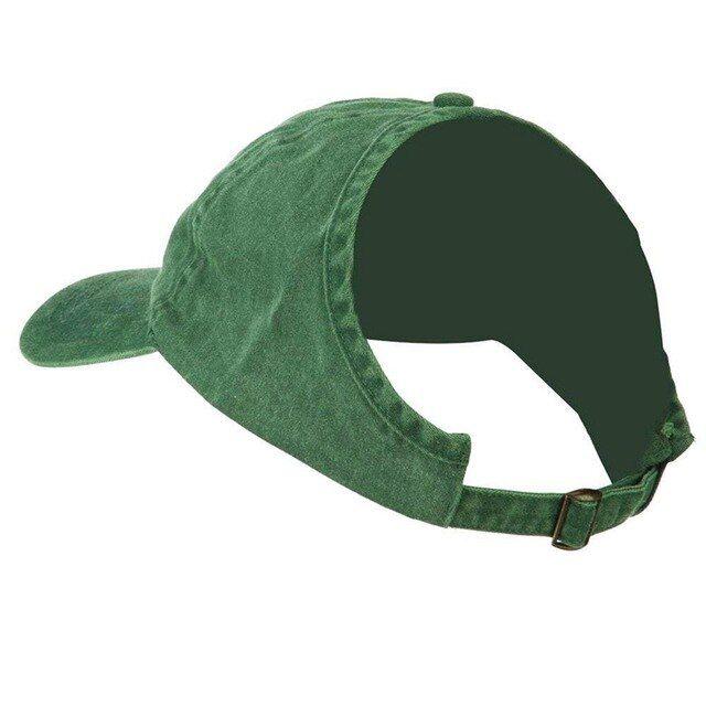 Women/'s Half-Empty Baseball Cap Sunshade Ponytail Cap Summer Sport Sun Visor Hat