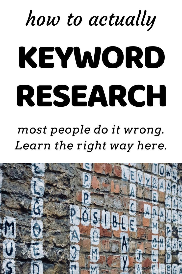 Keyword Research The Most Important Seo Skill Seo Tips Search